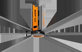 大型工業風扇
